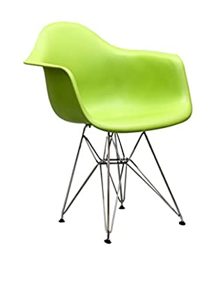 Modway Paris Dining Arm Chair (Green)