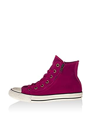 Converse Hightop Sneaker Double Zip