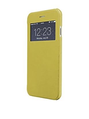 Unotec  Hülle Flip-S iPhone 6 / 6S gelb