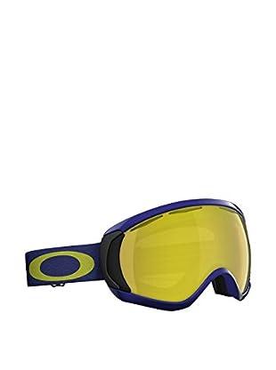 Oakley Skibrille Canopy blau