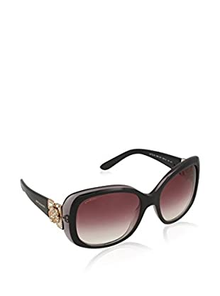 Bulgari Gafas de Sol 8172B 53818H (58 mm) Negro