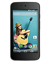 Spice Android One Dream UNO Mi 498 Smartphone - Black