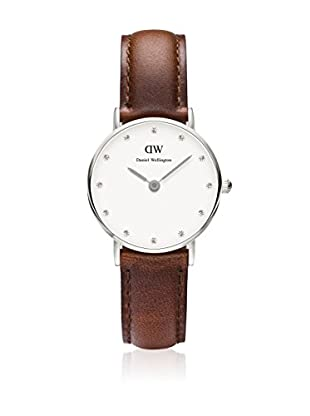 Daniel Wellington Reloj con movimiento Miyota Woman DW00100067 26 mm