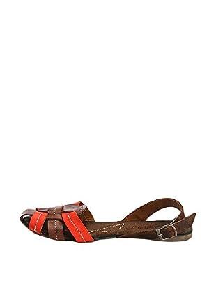 Bueno Shoes Sandalias Planas Hebilla