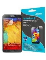 Accell Tech Guard Smartphone Screen Protector for Samsung Galaxy Note 3 (S182A-006L)