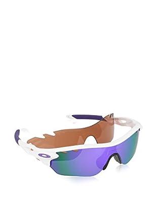 Oakley Gafas de Sol Radarlock Edge Blanco