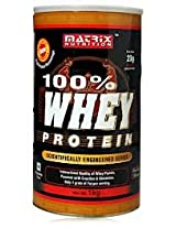 Matrix Nutrition 100 Percent Whey Protein - 500 g (Chocolate)