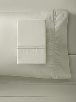 Malouf 400 TC Sheet Set (Silver Sage)