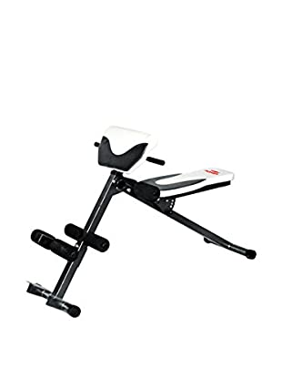 HIGH POWER Panca Fitness HPAD440 Nero/Bianco
