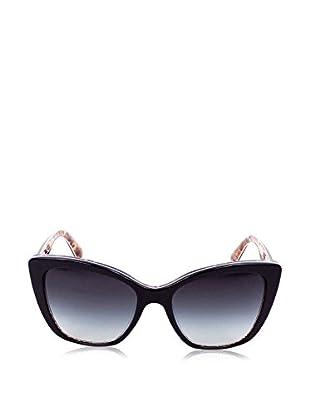 Dolce & Gabbana Sonnenbrille 4216 27898G (55 mm) schwarz