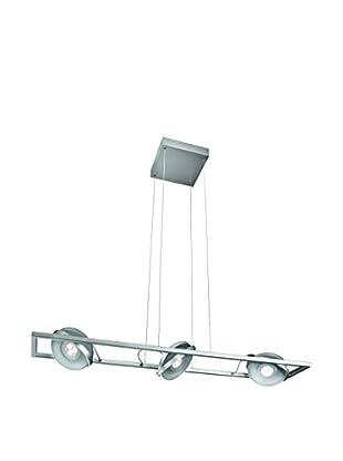 Philips Deckenlampe LED Ledino dimmbar, Aluminium lackiert, 7,5W