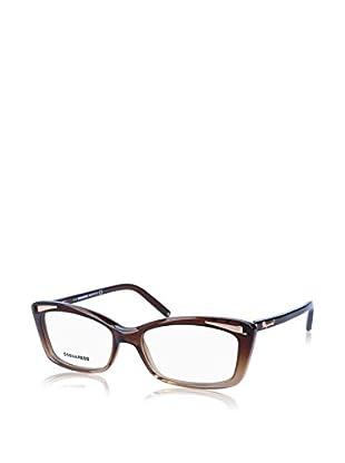 D Squared Gestell DQ5109-050 (54 mm) braun/schwarz