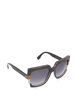 Fendi Sonnenbrille FF0062/SHDMTZ schwarz