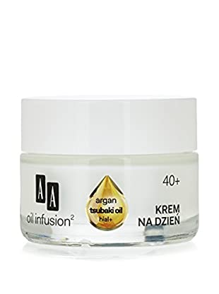 AA Cosmetics Crema Facial de Día Oil infusion2 40+ 50 ml