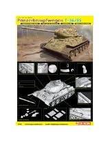 Dragon Models 1/35 Panzerkampfwagen T-34/85 (No.112 Factory, 1944 Production) Vehicle Model Building Kit