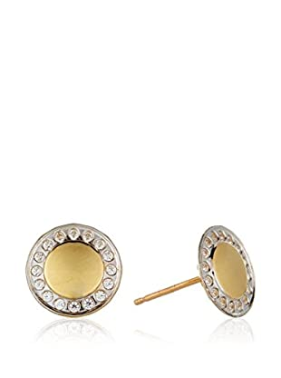 RHAPSODY Pendientes oro amarillo 18 ct