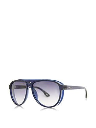 Diesel Sonnenbrille DL-0029-91W blau/schwarz