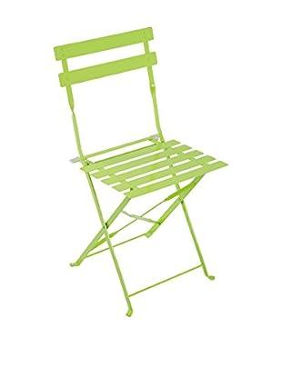 Outdoor Silla Plegable Verde