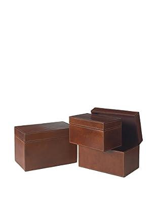 Braid Concept Box 3er Set IO1757T braun