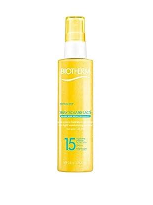 Biotherm Sonnenmilch Spray 15 SPF 200 ml, Preis/100 ml: 10.47 EUR