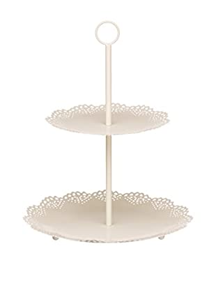 United Kitchen Colors Servieretagere beige 38 x 30 x 30 cm