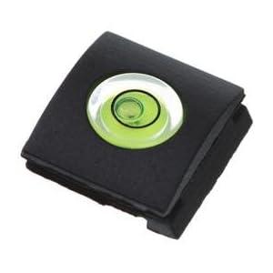 【送料無料】 ホットシューカバー型水準器 デジタル一眼レフ用アクセサリー