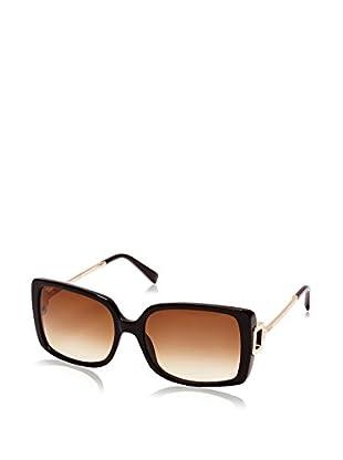 Tod'S Gafas de Sol TO0114 (57 mm) Marrón / Dorado