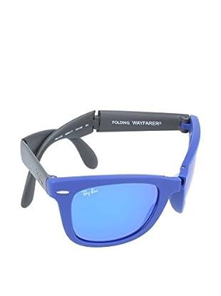 Ray-Ban Sonnenbrille MOD. 4105 - 602017 blau