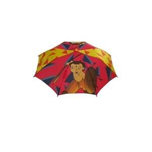 Chhota Bheem Yellow Umbrella - Folding