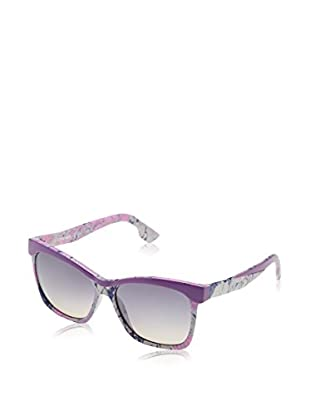 Diesel Sonnenbrille (57 mm) flieder