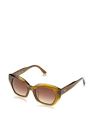 Tod'S Gafas de Sol TO0144- (51 mm) Ocre