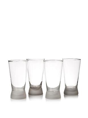 Artland Set of 4 New Age 16-Oz. Assorted Highball Glasses