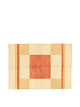 Design Community By Loomier Teppich Gabbeh beige/orange 240 x 170 cm