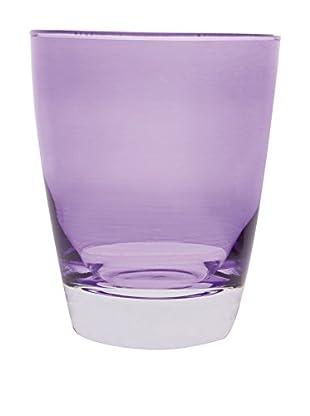 Molecuisine Glas 6er Set Happy Colour lila