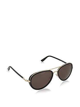 Tom Ford Gafas de Sol FT0341 MET 140_28J (55 mm) Negro / Dorado