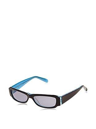 Sándalo Gafas de Sol (60 mm) Negro / Azul