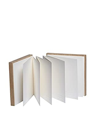 L'Atelier D'Exercices Wood, Paper & Rubber Portfolio