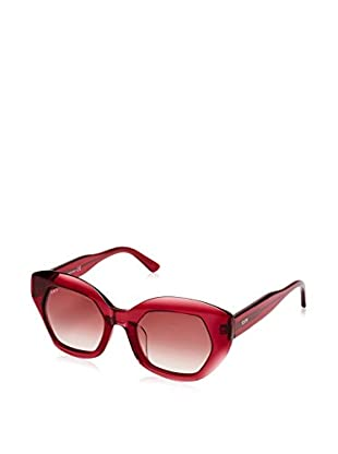 Tod's Gafas de Sol TO0144- (51 mm) Fresa