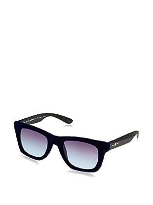 Karl Lagerfeld Sonnenbrille KL003S52 (52 mm) dunkelblau