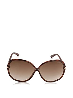Tom Ford Sonnenbrille FT0224_52F (63 mm) havanna