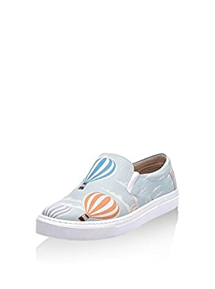 Los Ojo Slip-On Baloon-Chic