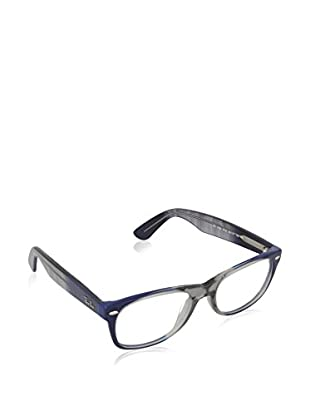 Ray-Ban Montura NEW WAYFARER (52 mm) Gris / Azul
