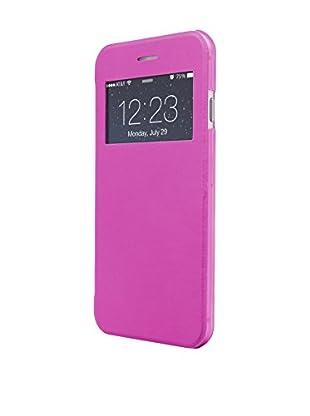 Unotec Funda Flip-S iPhone 6 Plus / 6S Plus Rosa