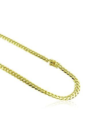 Blackjack Jewelry Kette FGMG15024 vergoldetes Silber 18 Karat