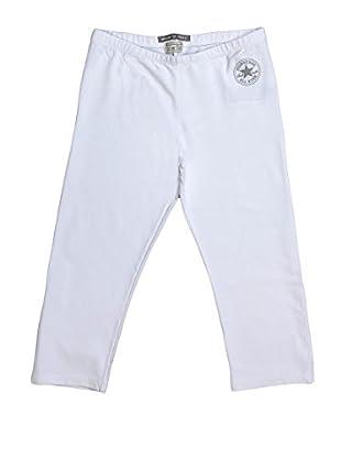 Converse Leggings 3/4 (Blanco)