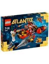 LEGO Atlantis Deep Sea Raider 7984 Y