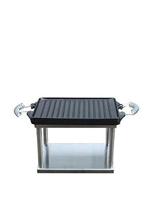 PURLINE Grill BB04AC schwarz/stahl