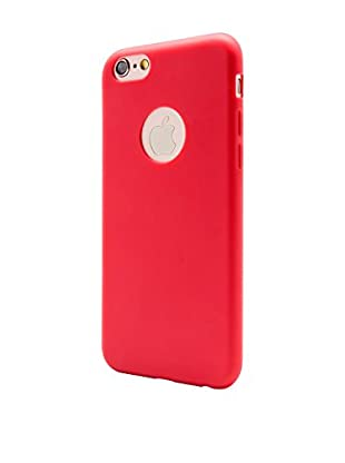 UNOTEC Hülle Second Skin iPhone 7 rot