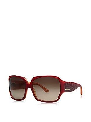 Michael Kors Gafas de Sol Mks526 614 (63 mm) Rojo