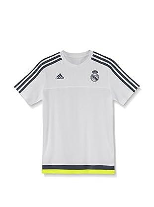 adidas Camiseta de Fútbol REAL TEE Y